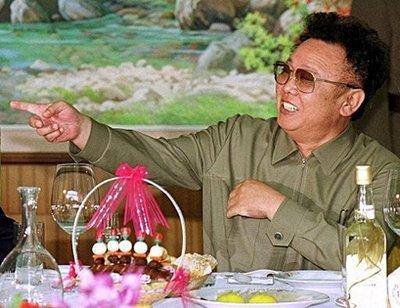 Kim Jong-il fuckin' pimp