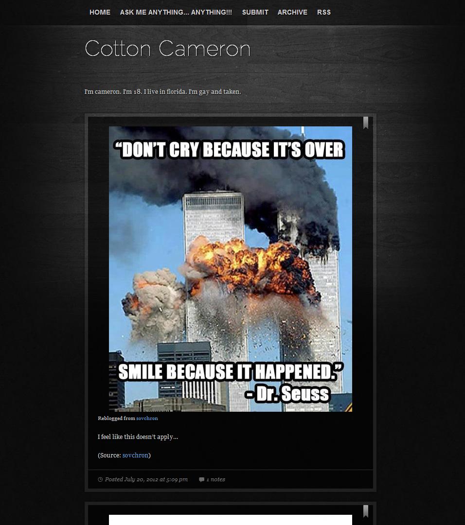 Cotton Cameron