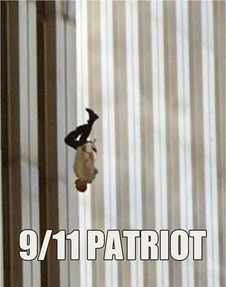 911 patriot Did 9/11 Really Happen?