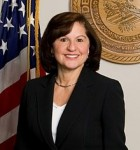 Massachusetts District U.S. Attorney Carmen Ortiz (Courtesy: Wikipedia)