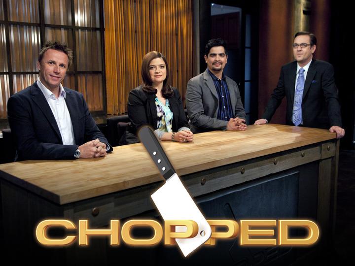 Chopped Judges test po...
