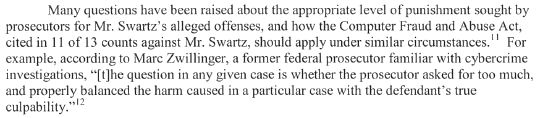 HOGRC re Swartz Jan 28 2013 Following Anonymous #OpLastResort Announcement, House Oversight Requests Swartz Hearing