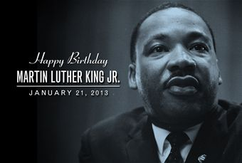Air Force Global Strike Command Image Celebrating Martin King's 83rd Birthday