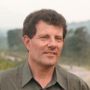 New York Times Columnist Nicholas D. Kristof
