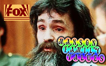 2009 screenshot from Manson's canceled reality TV show Manson Family Values.