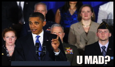 Obama speech UMAD crop President Obama Trolls The Press: Opens Speech With Minute Of Unexplained Silence