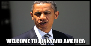Obama welcome 2 junkyard crop 300x154 Obama Signs Debt Limit Compromise