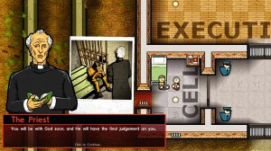 Prison Architect - Priest