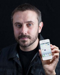 Jeremy Scahill uses Apple's Encryption for all his sensitive journalist work, so you know it's safe