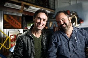 american pickers 300x199 American Pickers stars come out of the closet