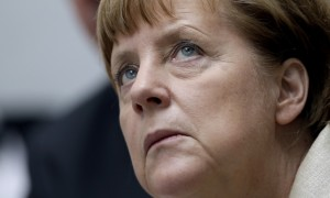 German Chancellor Angela Merkel is under new pressure to choose a sex already.