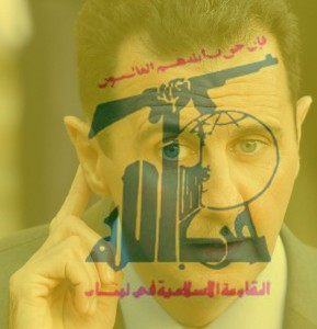 Syria President Bashar al-Assad is allied with Hezbollah