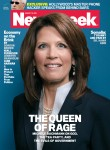 Michelle Bachmann - Newsweek's Queen of Rage