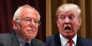 Bernie supporters pledge to switch over to Trump if Hillary wins