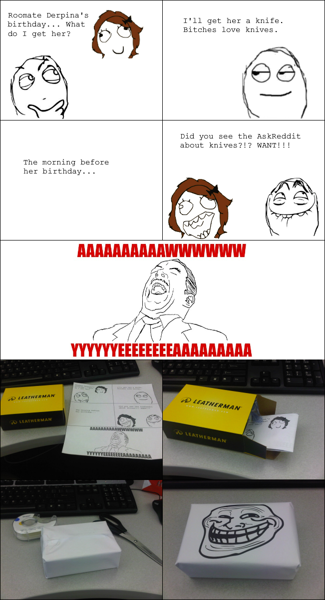 bfiBR1 Rage comics are killing Reddit
