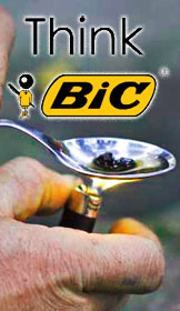 FLICK YOUR BIC