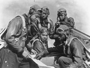 blacks 300x227 Tuskegee Airmen ready to defend Obamas regime
