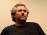 Notice Breitbart's long hair and unshaven face, sure signs of homosexual tendencies.