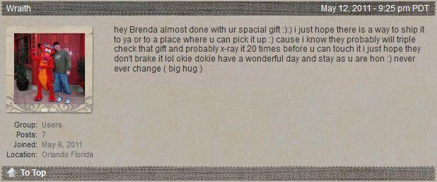 Brenda's Creeper