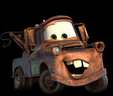 cars mater Cars 2 Review   Where Were The People?