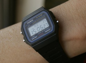 casio watch f 91w 300x220 Casio Watch Recall   All Owners Report DIRECTLY To Guantanamo Bay for Re /Un Americanization