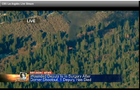 cbs CHRIS DORNER KILLS AGAIN