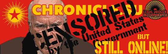 CHRONICLE.SU CENSORED BY US GOVERNMENT