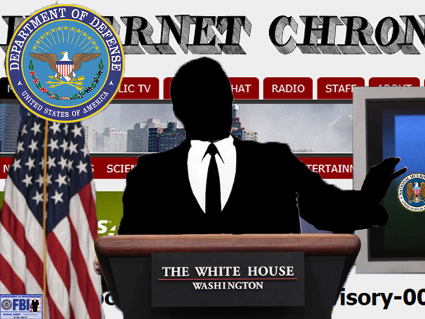 CHRONICLE.SU RUN BY UNITED STATES GOVERNMENT