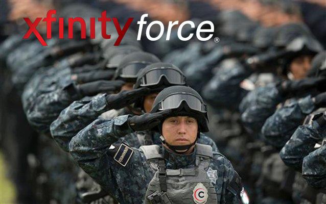 XFINITY FORCE ALPHA KILLS AGAIN