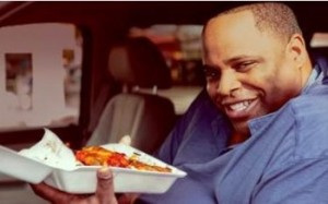 """Daym,"" who died Wednesday from a heart attack, was known for his bombastic takeout reviews."