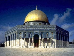 The Dome of the Rock was captured by Vatican Forces and Pope Francis named Saint Snowden Messiah upon the rock where God spared Abraham the sacrifice of his firstborn son Isaac.