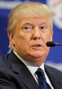 Donald Trump's ex-wives speak of monstrous forced abortions