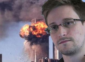 Edward Snowden hasn't revealed anything at all about 9/11 inside job