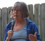 Nation Editor Barbara Ehrenreich said the Government's Message to the Poor is 'Die'