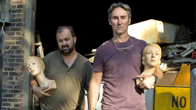 Mike and frank of american pickers celebrate legal gay marriage the