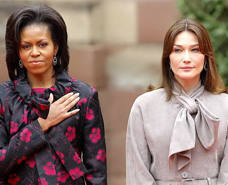 first ladies What 1984 taught us