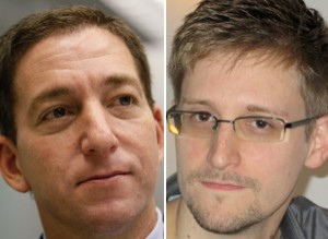 Greenwild allegedly cheated on partner David Miranda while working with Snowden in Hong Kong