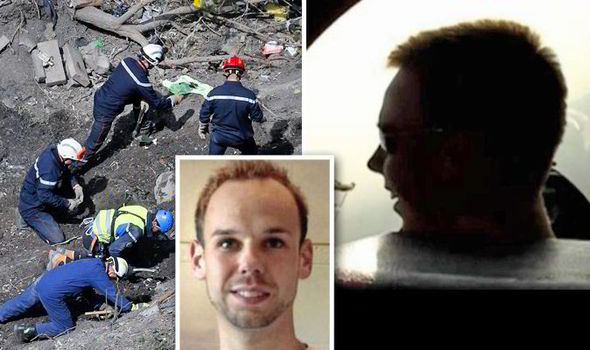 "Germanwings co-pilot ""just a good old boy,"" Troubadour says."