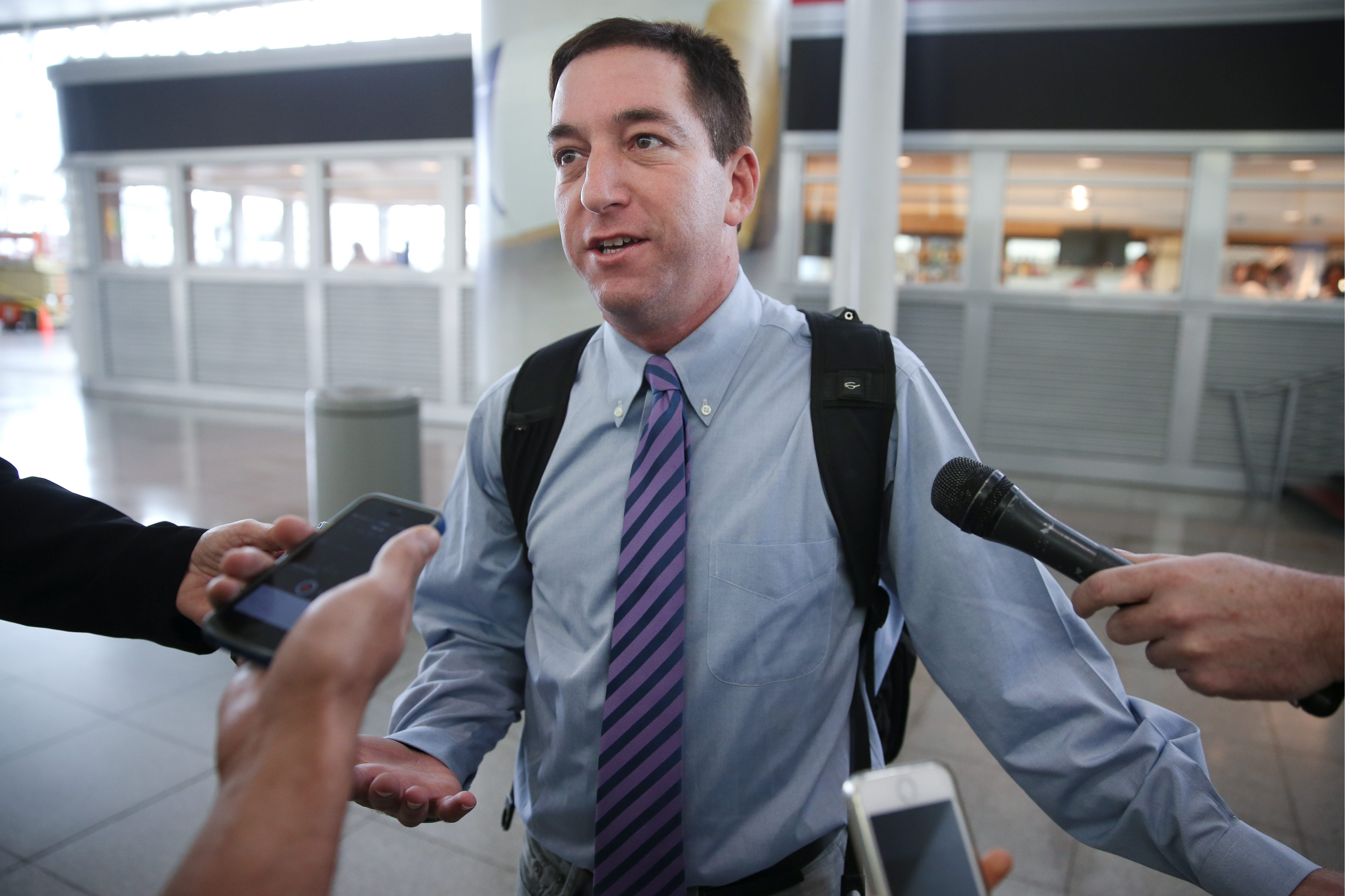 It S Been Real Pubg But I M Ready To Move On: Glenn Greenwald Detained At US Border