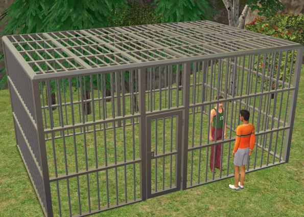 Using this hyperrealistic computer simulation, hackers were able to determine the possible effects of remotely opening a prison door.