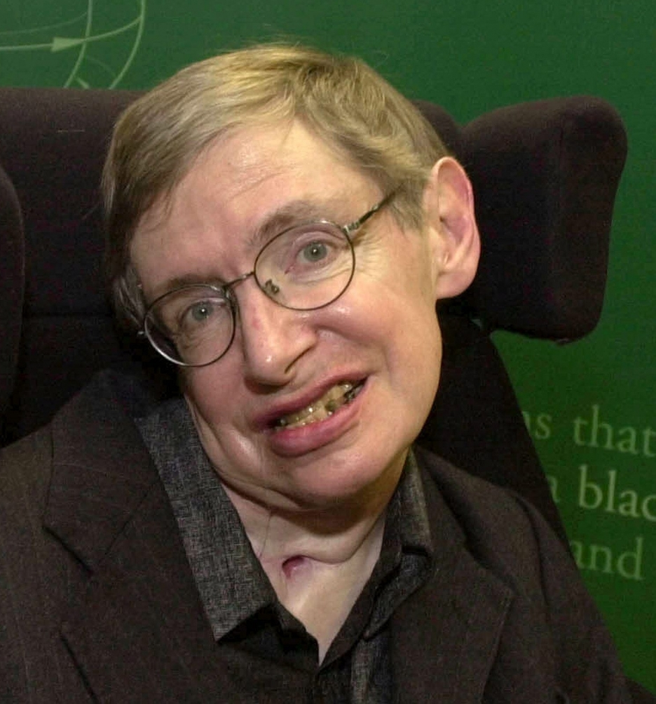 Who is Stephen Hawking, anyway?