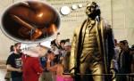 Thomas Jefferson Doing It Right