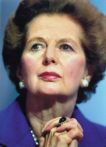 Illuminati leader Margaret Thatcher was murdered by the collective will of bitcoin owners.