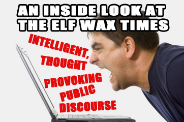 INSIDE LOOK AT THE ELF WAX TIMES
