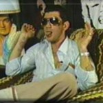 Jesco White was on a super double high.