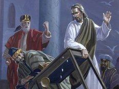 Jesus not only hated taxation, he hated capitalism.