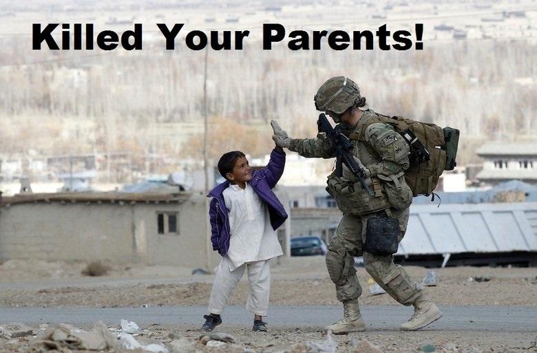 Killed Your Parents!