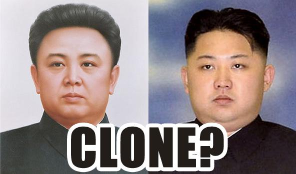kimclones Report: Kim Jong Un a clone of Kim Jong Il