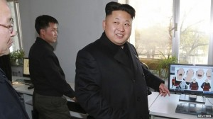 "Kim Jong Un says, ""We Are Anonymous. Expect Us."""
