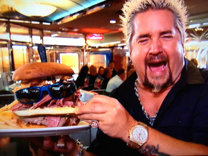 Fans mourn the passing of Guy Fieri
